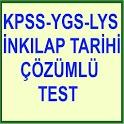 KPSS YGS LYS İnkılap Test Çzml icon