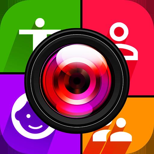 写真のコラージュメーカー 攝影 App LOGO-硬是要APP