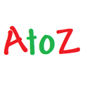 Touch A to Z Game icon