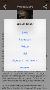 Ville de Dakar- screenshot thumbnail