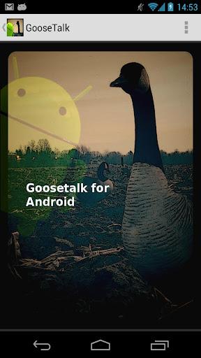 運動必備APP下載|Goose Talk 好玩app不花錢|綠色工廠好玩App
