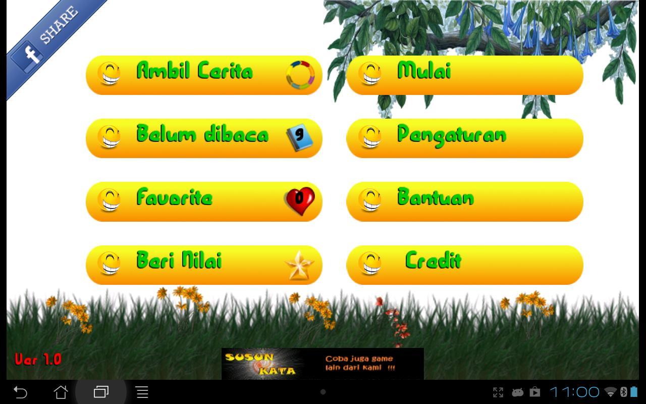 Cerita Lucu- screenshot