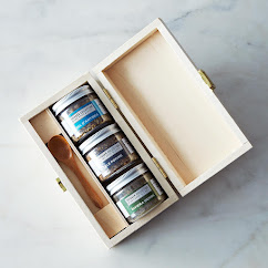 The Voyager Box Spice Set By Eric Ripert and La Boîte, Limited Edition
