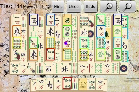 Mahjong Classic Free - screenshot