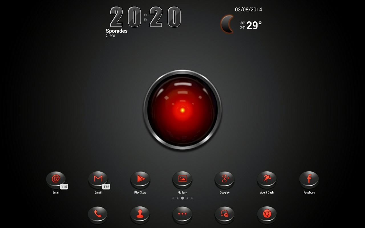 Keybo Icon Pack - screenshot