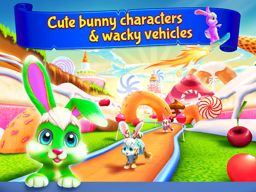 Wonder Bunny Math Race Grade 1