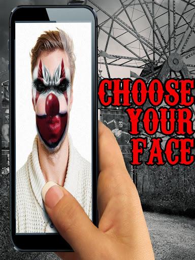 ClownFaced Free Clown FX Booth