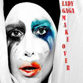 Lady Gaga Make Over
