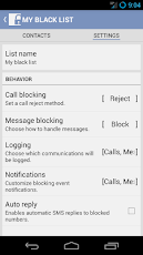 Root Call Blocker Pro Screenshot 3