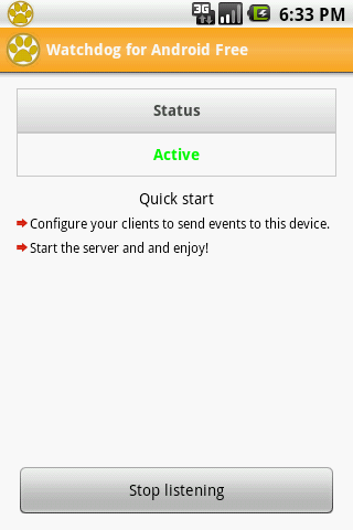 Watchdog for Android Free