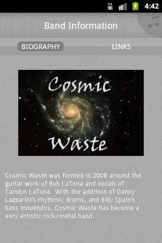 Cosmic Waste - screenshot