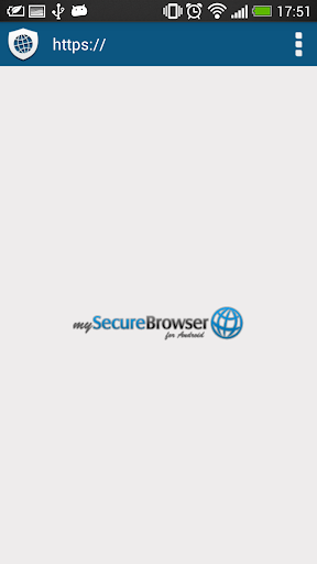 my Secure Browser DEMO