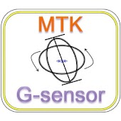 MTK G-sensor Calibration