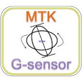 MTK G-sensor Calibration