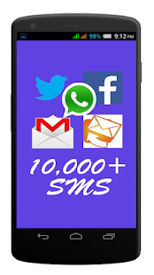 10,000+ Sms Collection - náhled