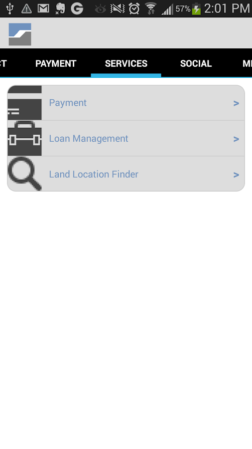 Land Sales- screenshot