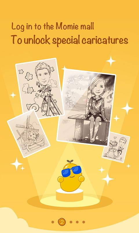 MomentCam - screenshot