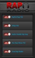 Screenshot of Rap Radio