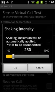 ShakeCall - screenshot thumbnail