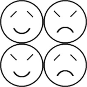 Тесты на темперамент и черты характера онлайн бесплатно - 51d
