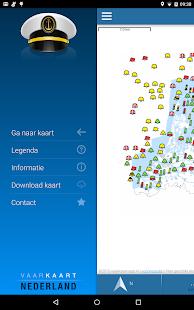 Vaarkaart Nederland - Android-apps op Google Play
