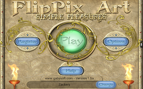 FlipPix Art - Simple Pleasures- screenshot thumbnail
