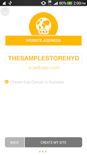 NowFloats Boost - screenshot thumbnail