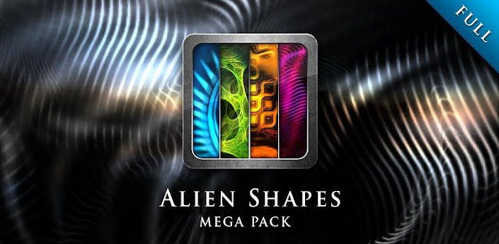 Alien Shapes FULL apk