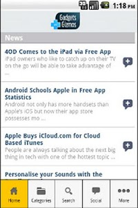 Gadgets and Gizmos screenshot 0