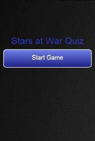 Stars at War Quiz