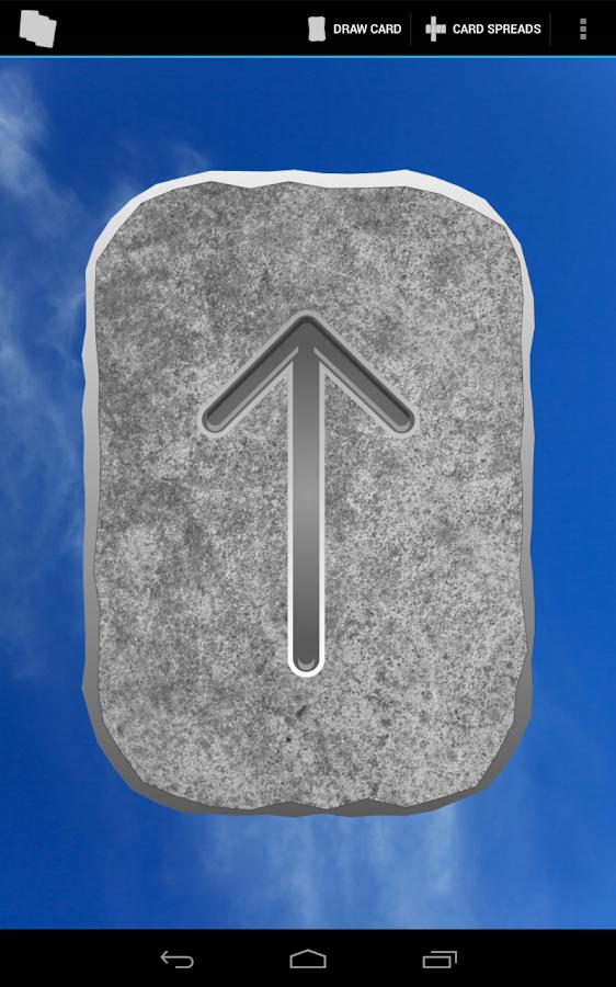 Galaxy Runes - screenshot