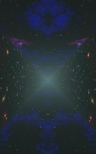 Runner in the UFO:Gyroscope WP