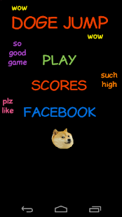 Doge Jump- screenshot thumbnail