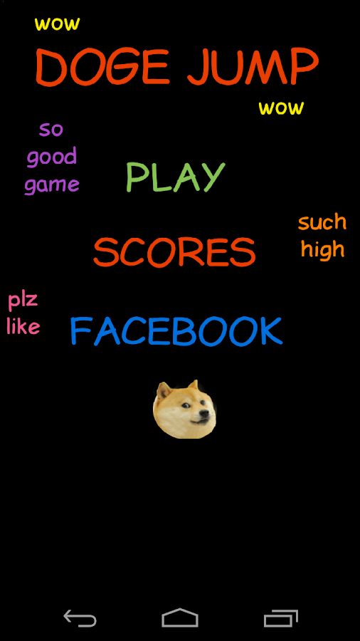 Doge Jump- screenshot