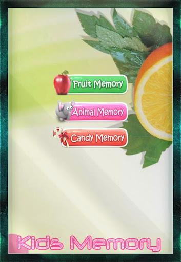 Kids Memory Games