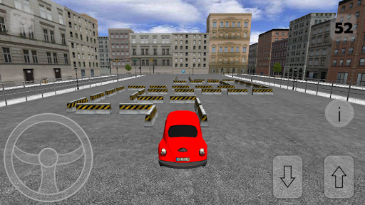 BEETLE CAR PARKING SIMULATOR