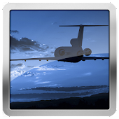 Airlines Travel Compass HD LWP