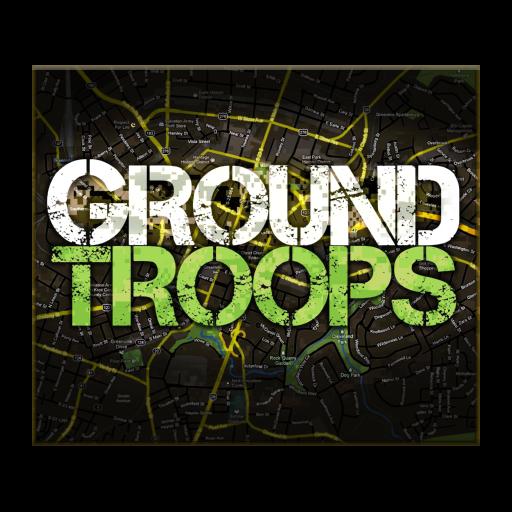 Ground Troops LOGO-APP點子