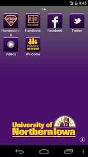 MyUNI - screenshot thumbnail