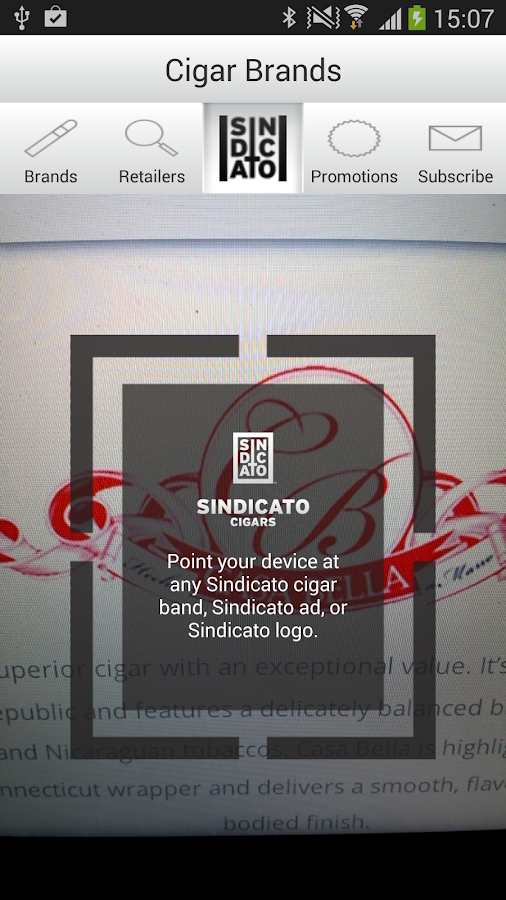 Sindicato- screenshot