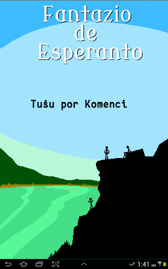 Fantazio de Esperanto Full- screenshot