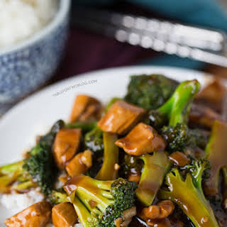 Easy 20-Minute Teriyaki Chicken and Broccoli.