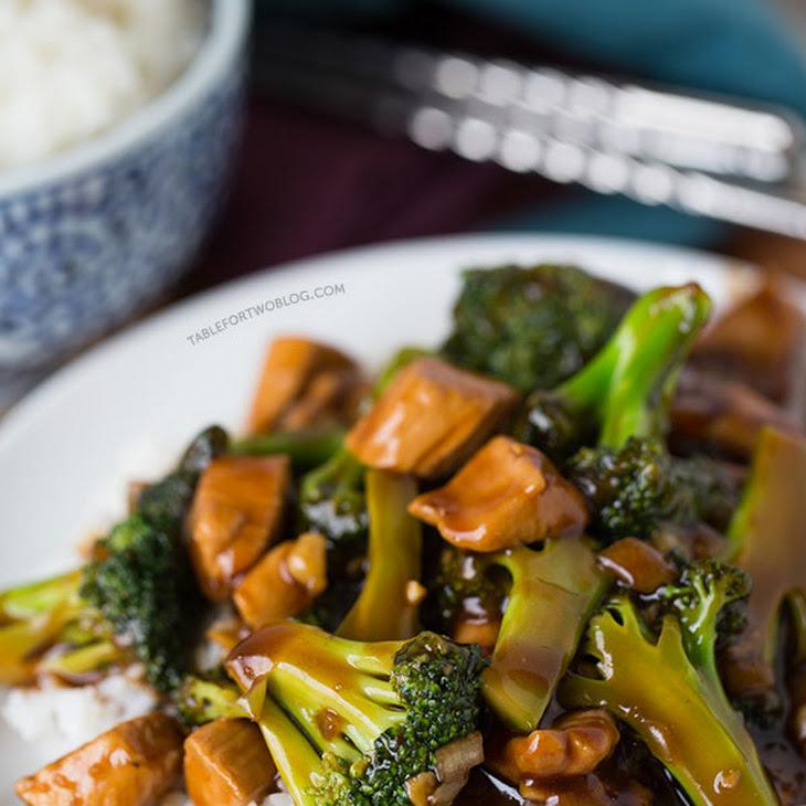 Easy 20-Minute Teriyaki Chicken and Broccoli Recipe