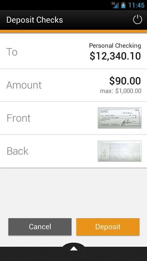 Navigant Credit Union Mobile - screenshot