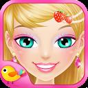 Little Girl Salon mobile app icon