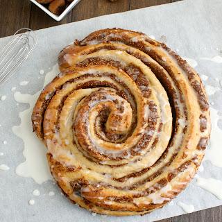 Fig-Swirl Coffeecake