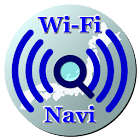 Wi-Fiナビ WiFiスポット地図検索 icon