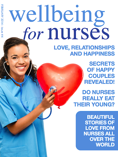 Wellbeing for Nurses Magazine