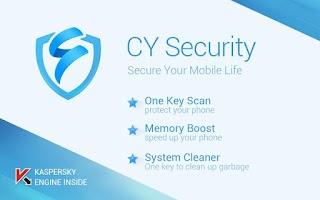 Screenshot of CY Security Antivirus Cleaner