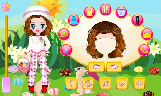 Easter Egg Hunt Fun Dress Up - screenshot thumbnail